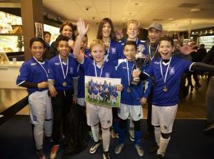 Kampioenen PEC Zwolle Street League bekend