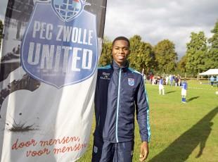 PEC Zwolle Street League weer van start