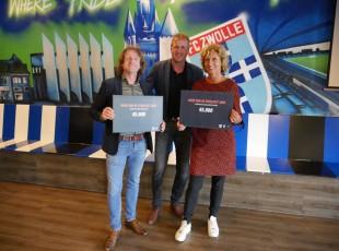 Partnerbijeenkomst Regio Zwolle United een lopend succes