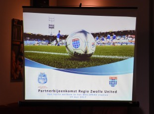 Regio Zwolle United sluit het seizoen af