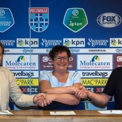Regio Zwolle United en Frion bekrachtigen samenwerking