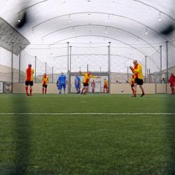 OldStars Walking Football in Zwolle-Zuid