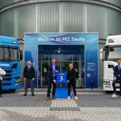 Scania verlengt maatschappelijk partnership