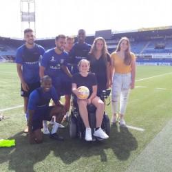 Groot PEC Zwolle fan op bezoek