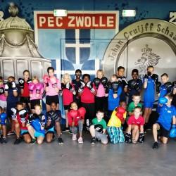 Sport- en spelplezier bij Kids United Sport Zwolle