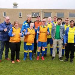 PEC Zwolle United inspireert Steenwijkerland United