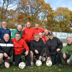 OldStars walking football bij VV Zuidwolde loopt goed