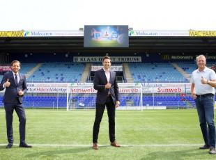 Rabobank, PEC Zwolle en Regio Zwolle United verlengen bijzonder partnership