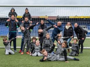 Stoere binken bij PEC Zwolle