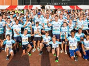 Samen met Wavin en PEC Zwolle over de finish
