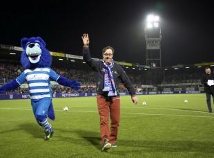 G-voetballers WRZV De Boog in actie