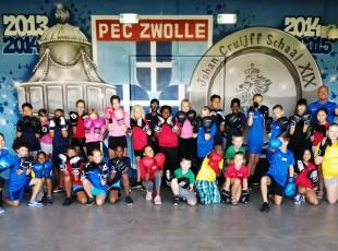Kinderen genieten van sport & spel tijdens derde editie KUSZ