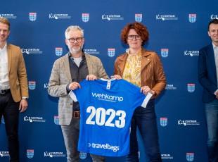 Kitcentrum continueert samenwerking met PEC Zwolle en Regio Zwolle United