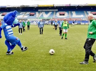 Maatschappelijke speelronde Eredivisie
