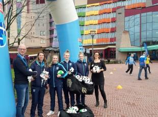 PEC Zwolle op open dag Isala