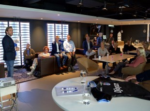 De Aftrap van Regio Zwolle United