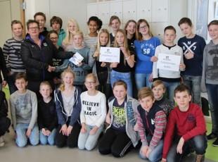 Met de klas naar PEC Zwolle